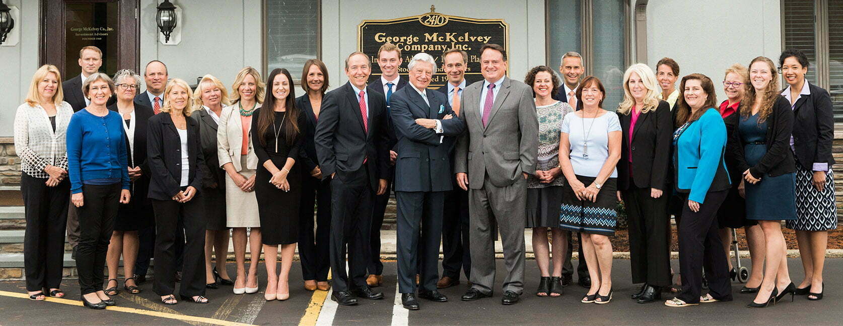 George McKelvey Co. Team